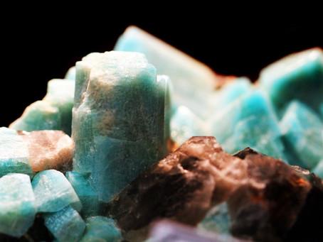 It's not Turquoise, it's Amazonite!