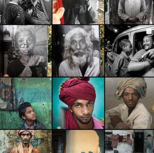 """""""Indiens"""" de Serge Bouvet"""