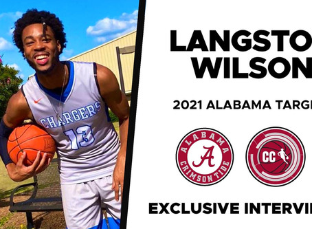 A Chat With Langston Wilson, A Top 10 JUCO In The Nation