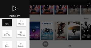 Pocket TV v1 0 3 | AD FREE | APK | ANDROID | FIRESTICK