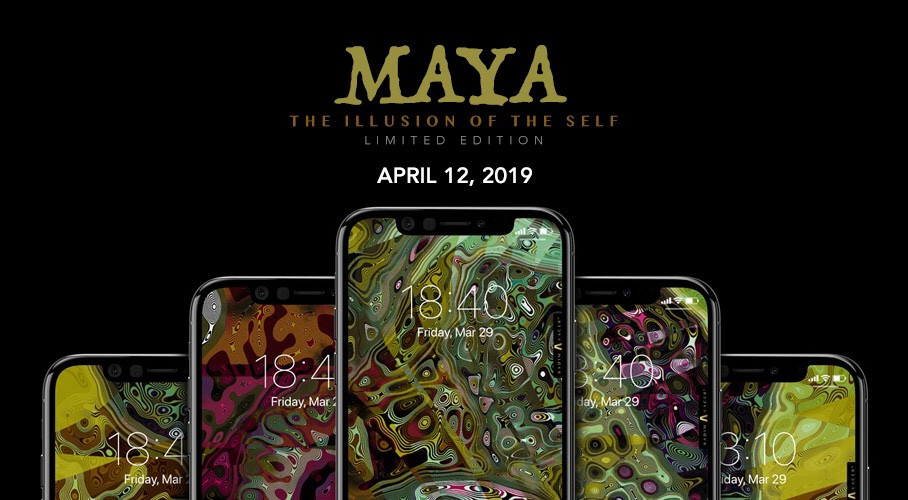 Maya Collection - limited edition.