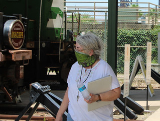 The Railroad Museum Needs You!