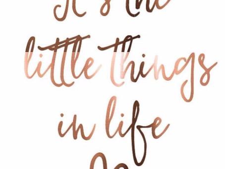 Så er det blevet efterårsferie 🍁🍂 måske har du nu lidt ekstra tid til at tænke over livet...