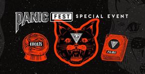 Panic Fest Announces Virtual 'Tricks and Treats' Halloween Celebration