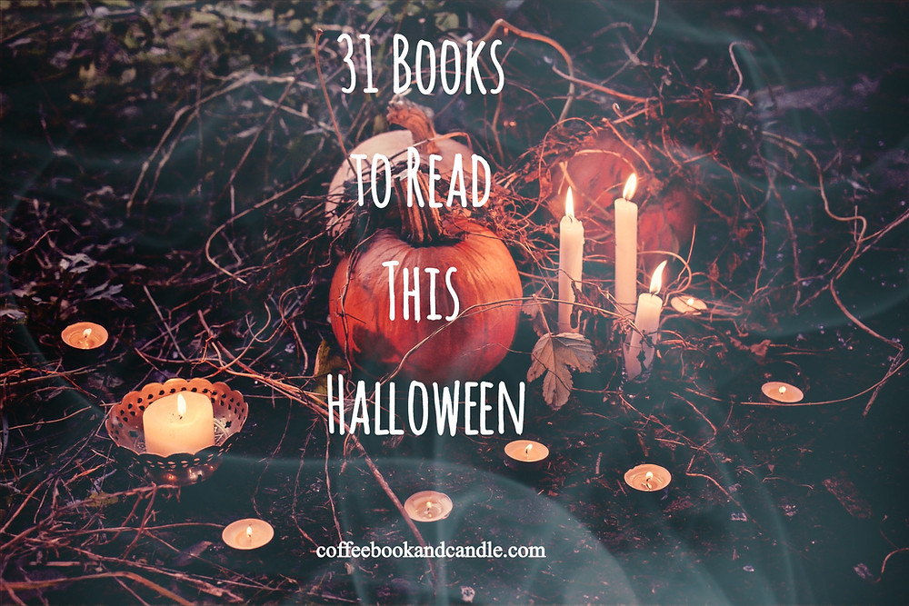 Coffee, Book, & Candle 31 best Halloween books list