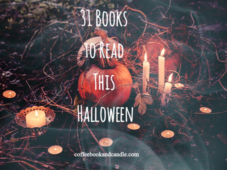 31 Books to Read This Halloween