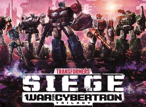 Dizi Önerisi - Transformers: War For Cybertron