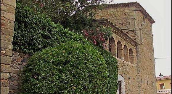 Castillo de Gala (Púbol). Cataluña (España)