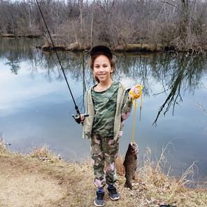 Take Your Kids Fishing: You May Create A New Fishing Buddy