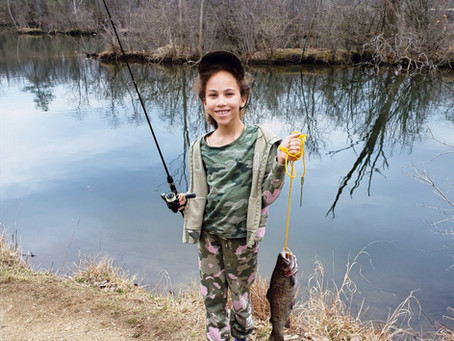 Take Your Kids Fishing: You May Create A New Fishing Buddy