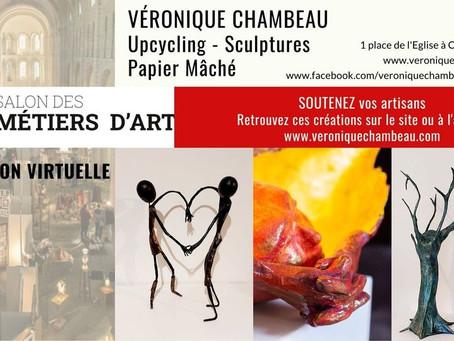 Normandie Métiers d'Art et le re-confinement