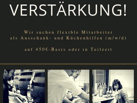 Ausschank- u. Küchenhilfen (m/w/d)