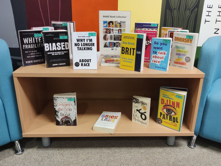 New BAME titles in stock
