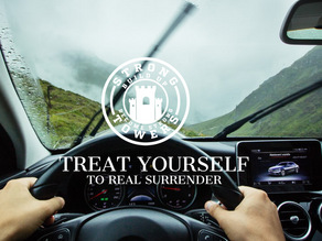 Treat Yourself to Real Surrender