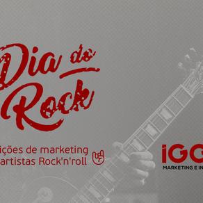7 Lições de marketing de artistas Rock'n'roll