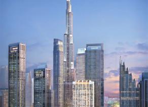 Emaar Properties launched Burj Crown, a new, 44-storey luxury residential tower