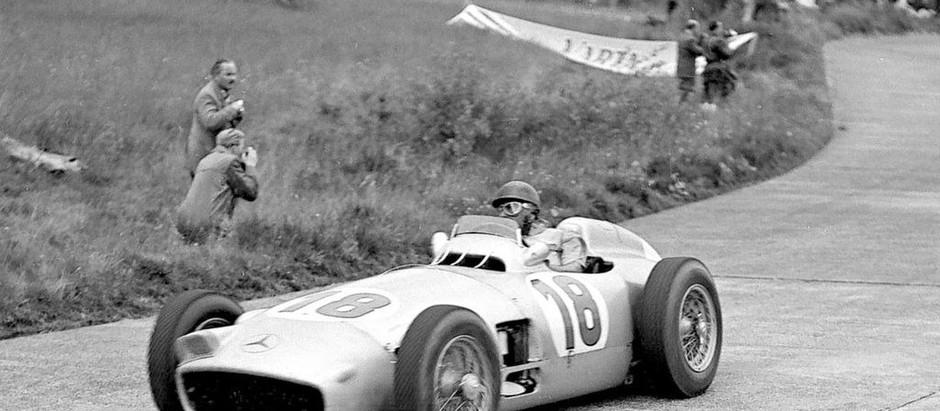 #38 GP di Germania 1954, Fangio torna alla vittoria, scompare Marimon durante gli allenamenti