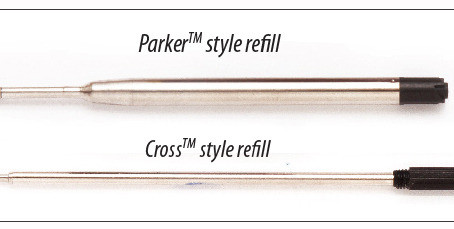 Cross, or Parker?