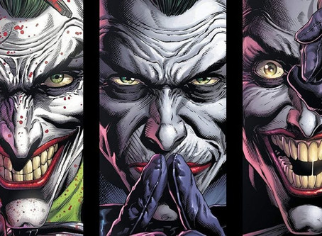 "Best Shots review - Batman: Three Jokers ""delivers on the promise of the title and little else"""