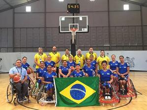 Copa Brasil 3x3 de Basquete em Cadeira de Rodas acontece em Salvador
