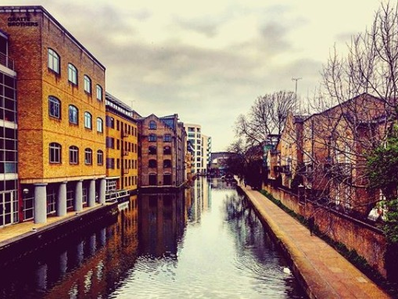What Lurks Beneath the Waters of London's Regent's Canal
