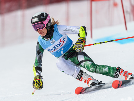 Thomas and Lindstoel are the EISA Alpine Skiers of the Week