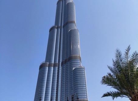 PLACES TO VISIT IN DUBAI