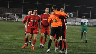 Fireworks as Robins triumph in Surrey Cup