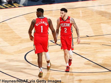Predicting Disney: New Orleans Pelicans
