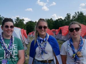Jamboree Mondial 2019 : les premières impressions