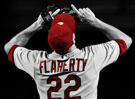 2020 Projection Series - Jack Flaherty