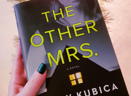 """""""The Other Mrs."""" by Mary Kubica"""