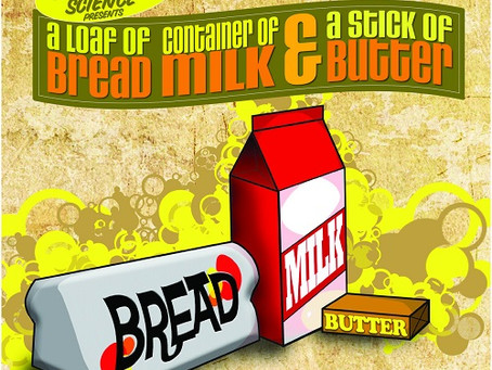 "[NEW EP] HALF MOON SCIENCE - A LOAF OF BREAD"" | @NOBLEDRU"