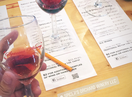 Wine Tasting... for Research!