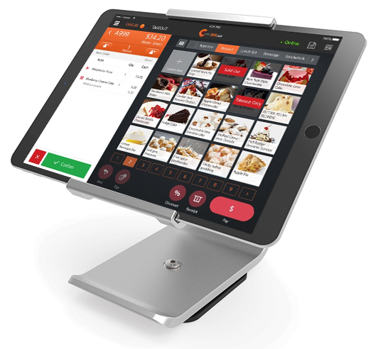 Eats365 is an iPad POS System