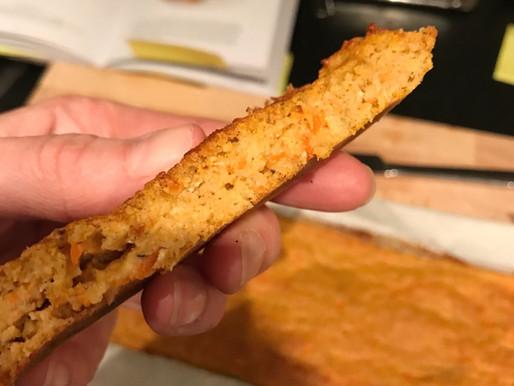 Recept: Geef je immuunsysteem een boost met deze wortel-kaneelrepen