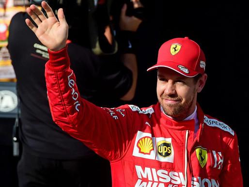 【黯然離去】回顧Vettel與法拉利的六年旅程|已確定Carlos Sainz為法拉利2021車手人選