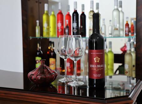 Vinho Tinto Serra Brava Cabernet Sauvignon 2017 Regional Península de Setúbal