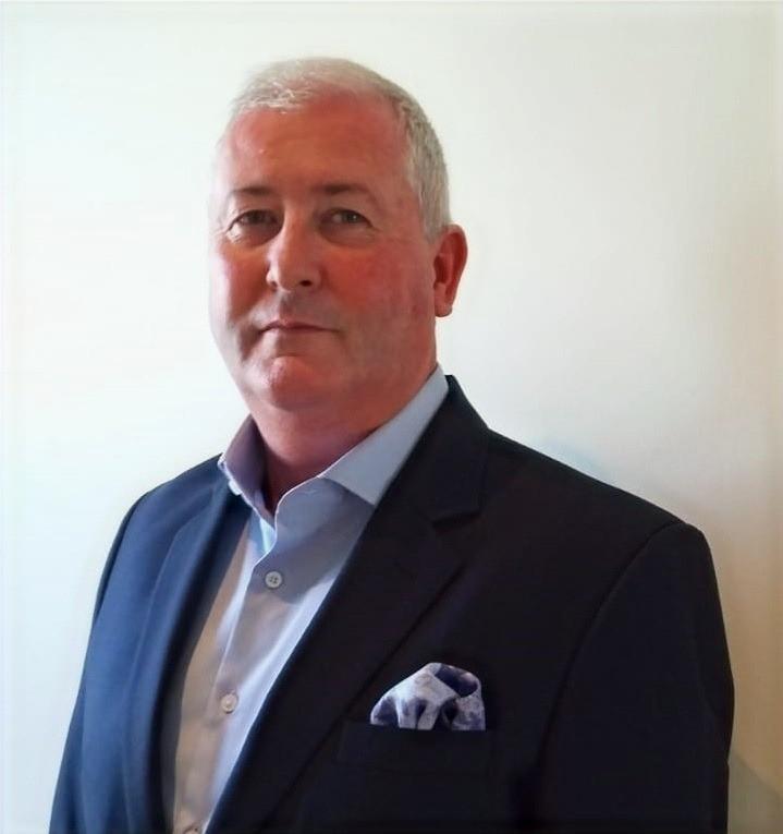 Declan McNaughton, Commercial Director, Monte Rei
