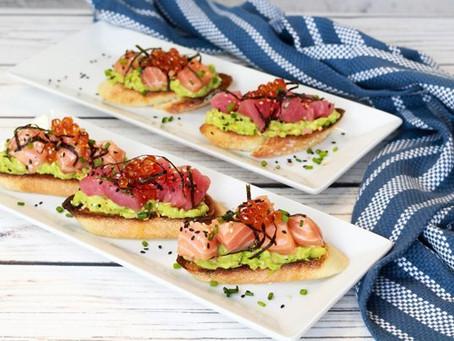 January Seafood Meal Plan