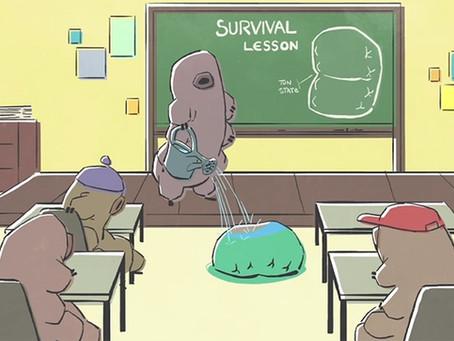Les tardigrades !