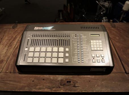 Begagnad Linn 9000 trummaskin, ultraovanlig bara 1150st tillverkade, 49999:-