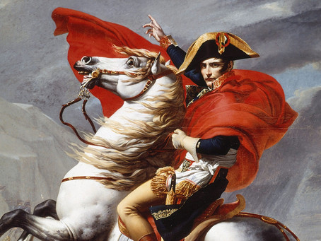 35.  Napoleon , Fearless Emperor of Europe - Leadership Lessons from his Life
