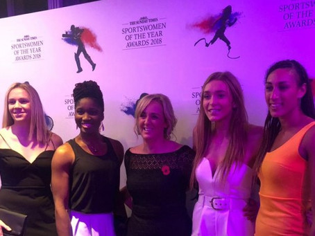 Vitality Roses named Team of the Year