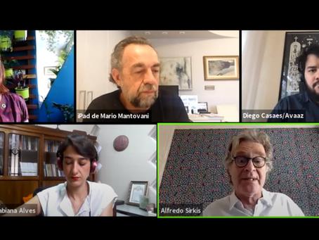 Estratégias para avançar na agenda climática no Brasil vira tema em webinar produzida pelo CBC
