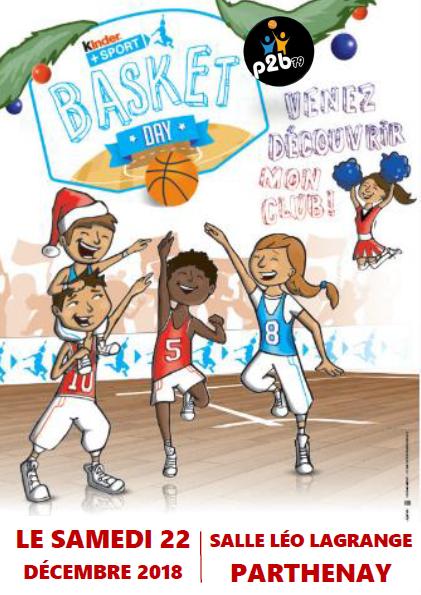 KinderSport BallParticipe « Basket L'opération P2b79 À Ljqc34AR5
