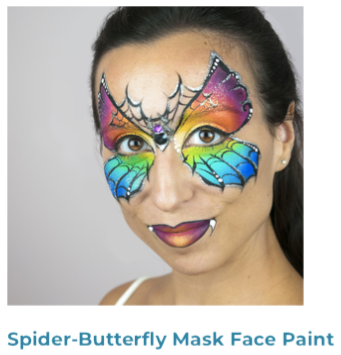 blog facepainting bodypainting article