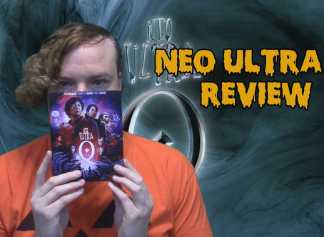 Kaiju no Kami Reviews - Neo Ultra Q (2013) Series and Blu-Ray