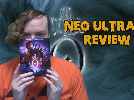 Kaiju no Kami Reviews - Neo Ultra Q (2013) Series and Blu-Ray