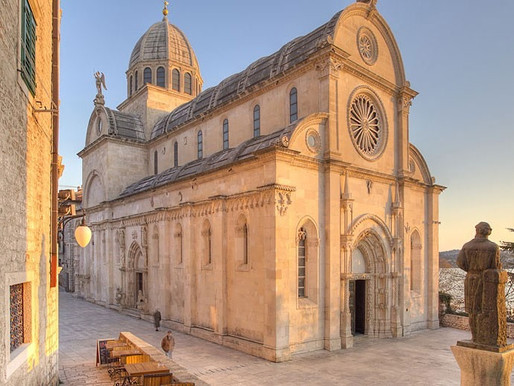 How to travel from Split to Sibenik?